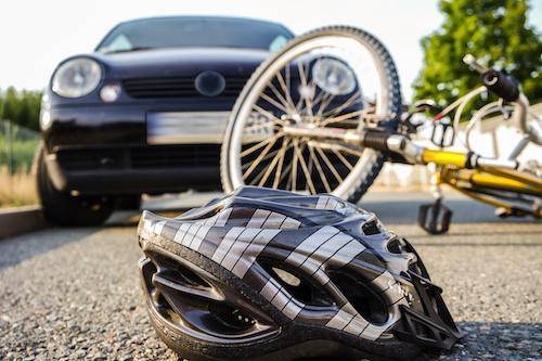 Check for These Injuries after a Bicycle Accident