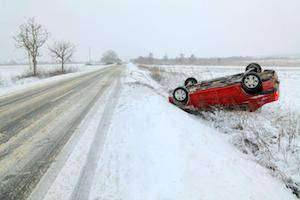 Avoiding Car Accident Injuries in the Winter