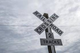 Train Accident Statistics in Illinois