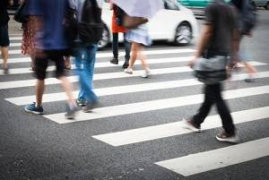 Plainfield pedestrian injury attorney