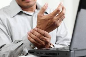 Will County carpal tunnel syndrome work injury lawyer