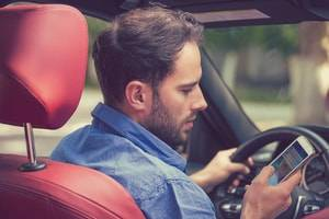 Plainfield, IL distracted driving accident attorney