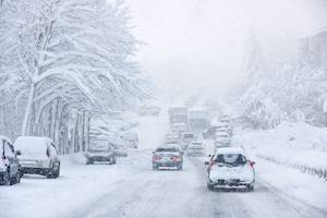 Will County winter car accident attorney